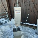 Saltsteinsautomat fra Husdyr systemer
